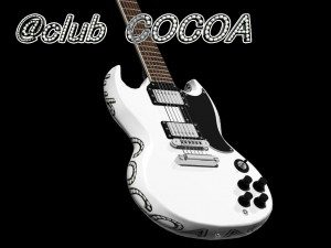 バンド交流会 (Band Live) @ club COCOA