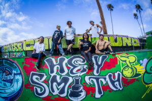 """HEY-SMITH """"Life In The Sun TOUR"""" (Concert Live) @ club COCOA"""