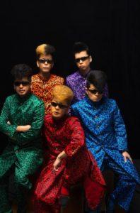 氣志團メイジャーデビュー20周年記念センチメンタルライブハウスツアー2021『緊急密会宣言』(Concert Live) @ 函館 club COCOA